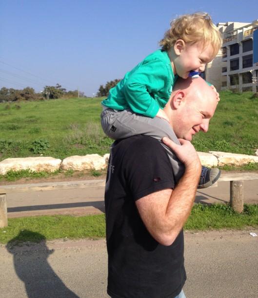 ילד מזדקן: איך הפכתי לצל של עצמי